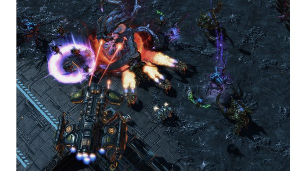 Starcraft 2: Legacy of the Void - Screenshots zum Koop-Modus Allied Commanders