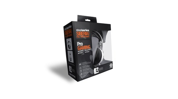StarCraft 2-Quiz - Die Preise: 1x SteelSeries Siberia v2 Full-size Headset