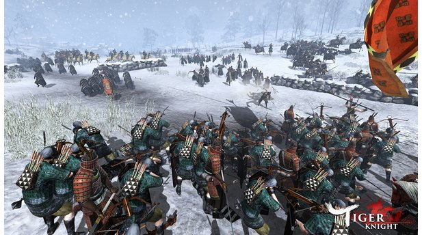 Tiger Knight: Empire War - Screenshots