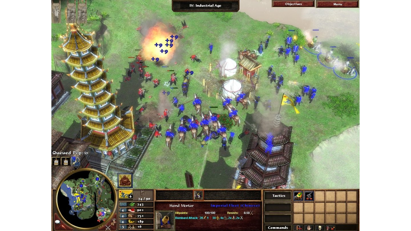 Age of Empire 3: Asian Dynasties 29