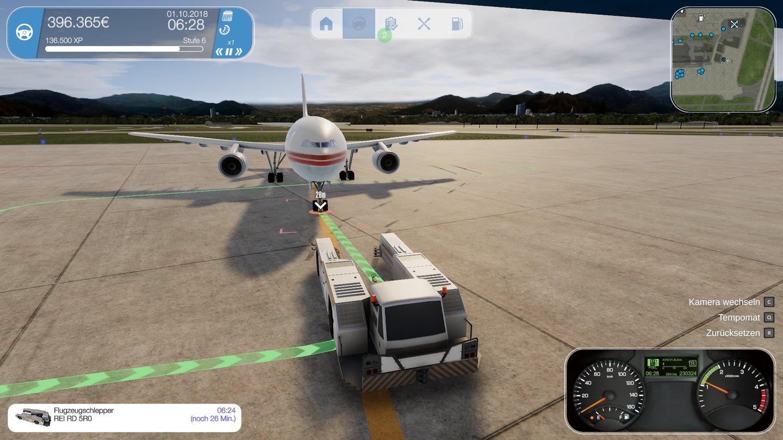 Spiele Flughafen