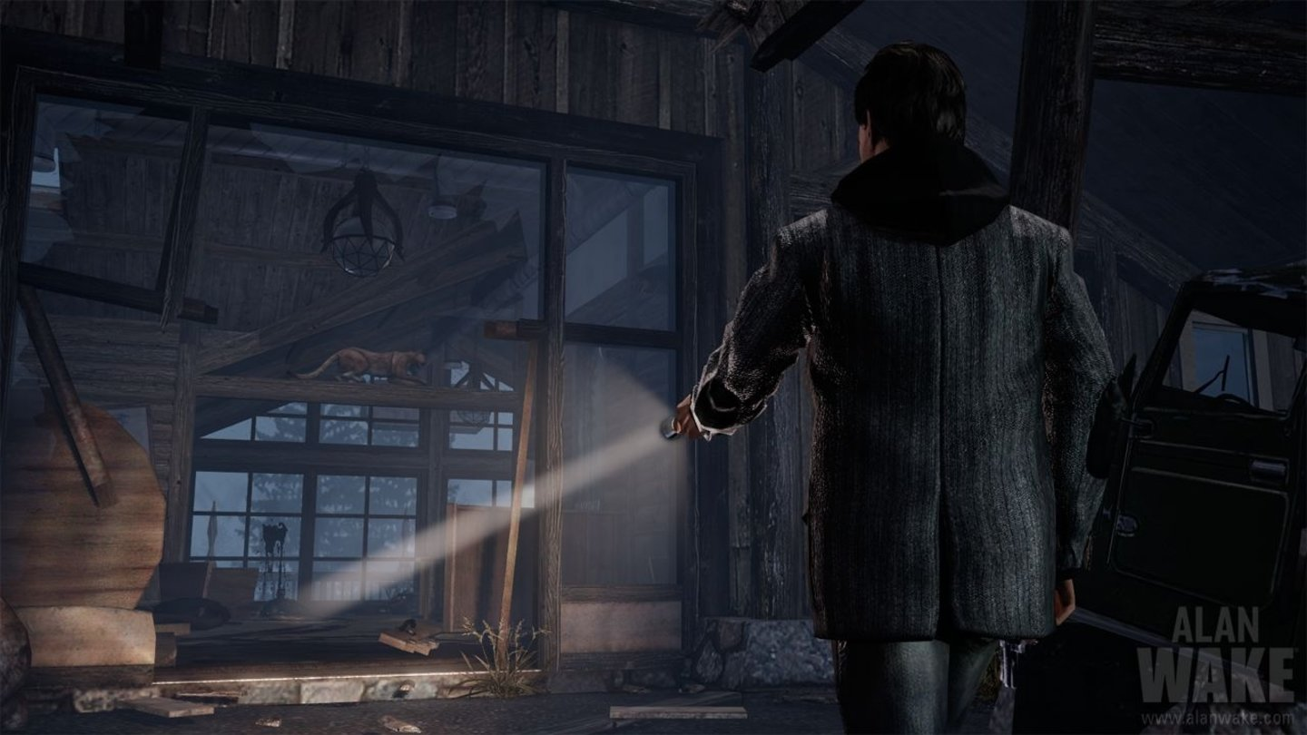 Alan Wake - Screenshots (E3 2009)