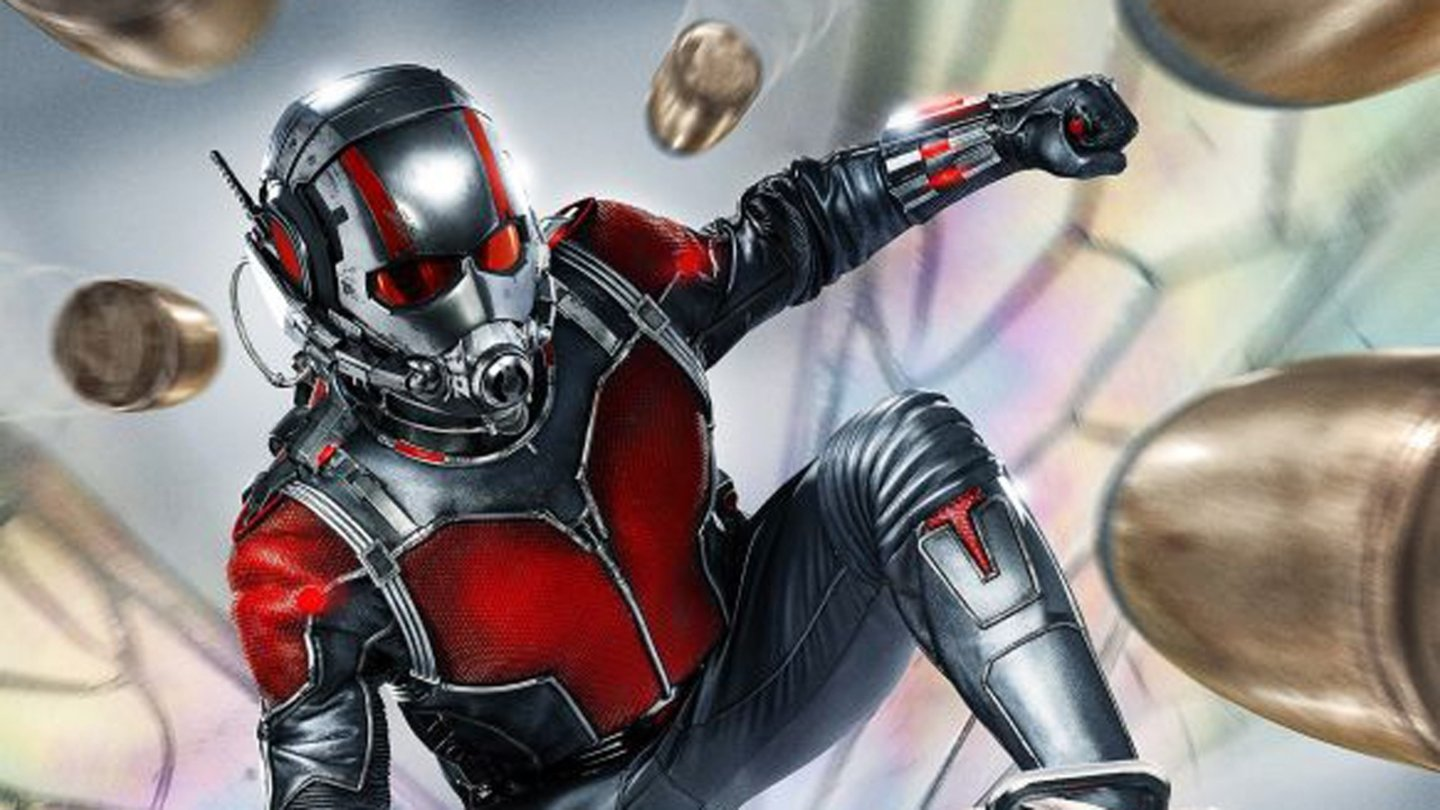 Ant-Man and The Wasp (Juli 2018)