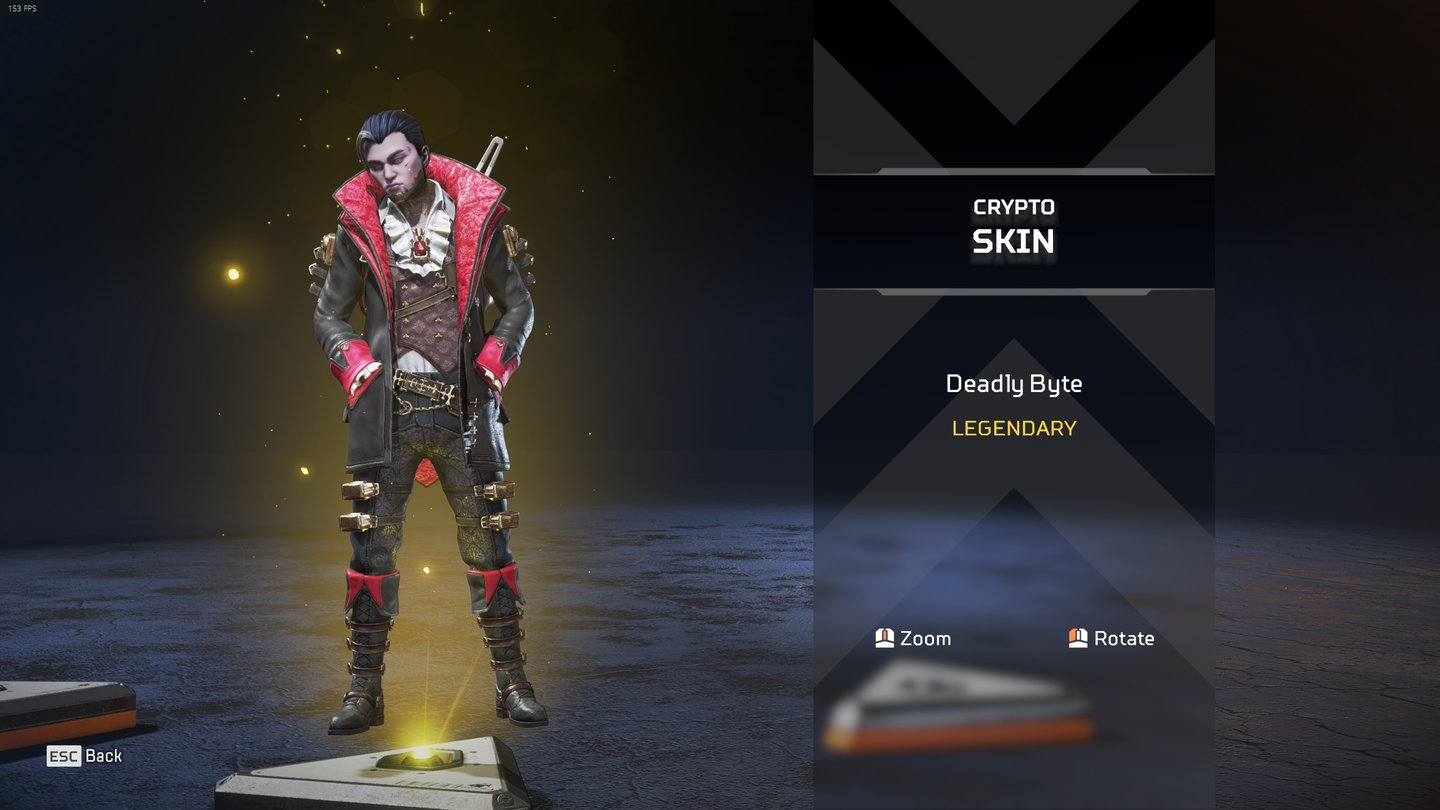 Apex Legends - Fight or Fright Legendaries