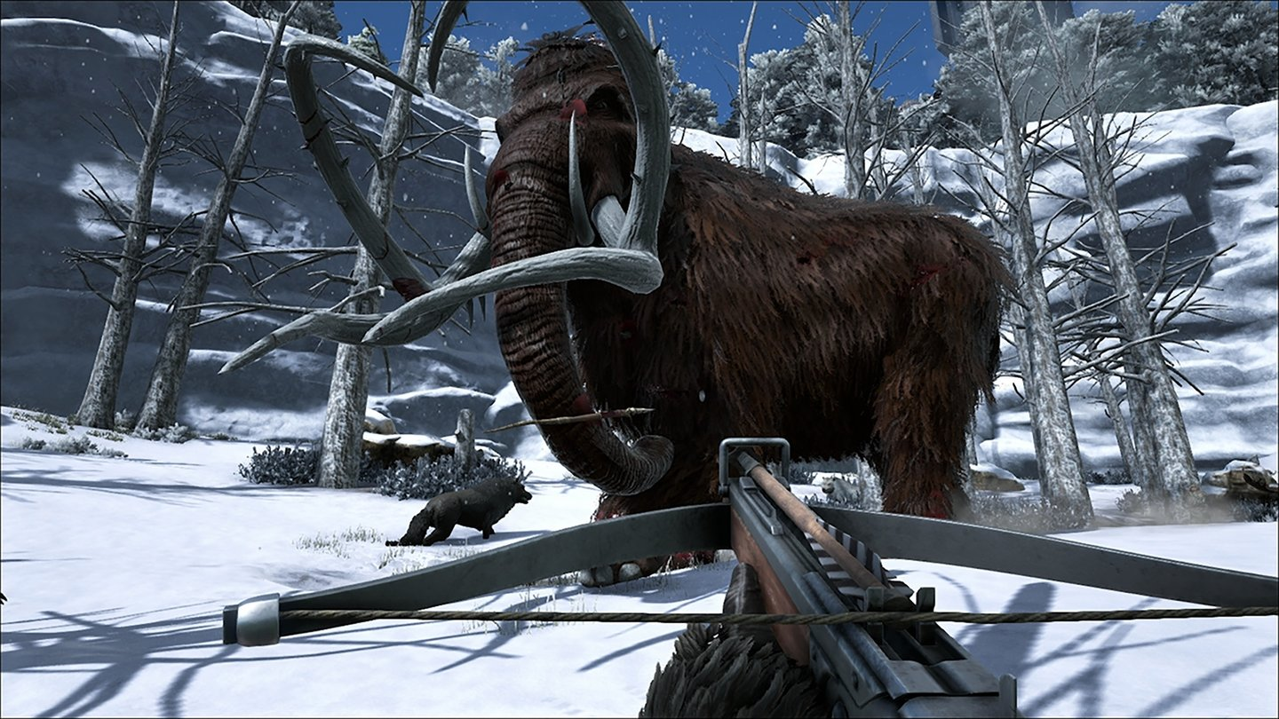 ARK: Survival Evolved - Screenshots der Xbox-One-Version