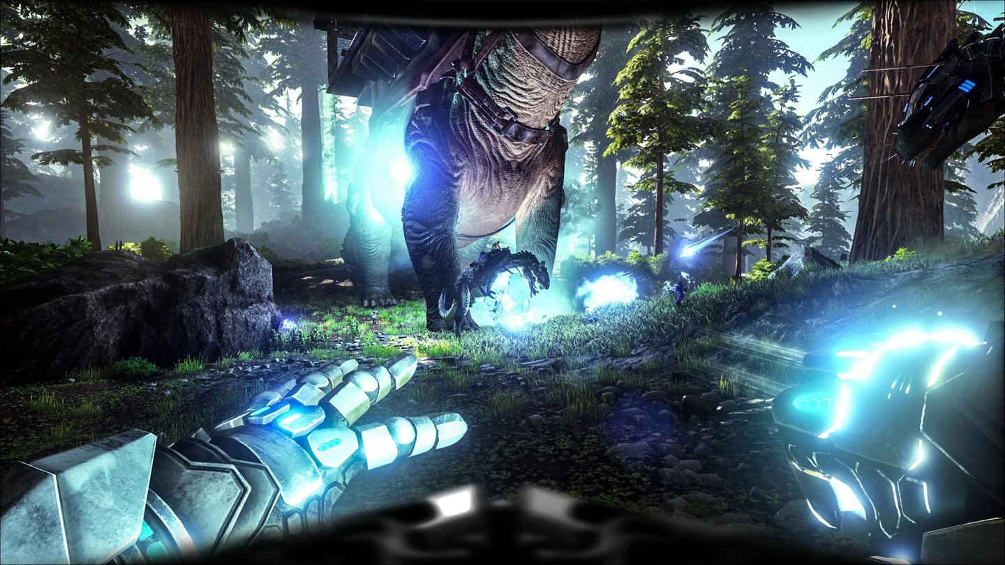 ARK: Survival Evolved - Screenshots zum TEK-Tier-Update