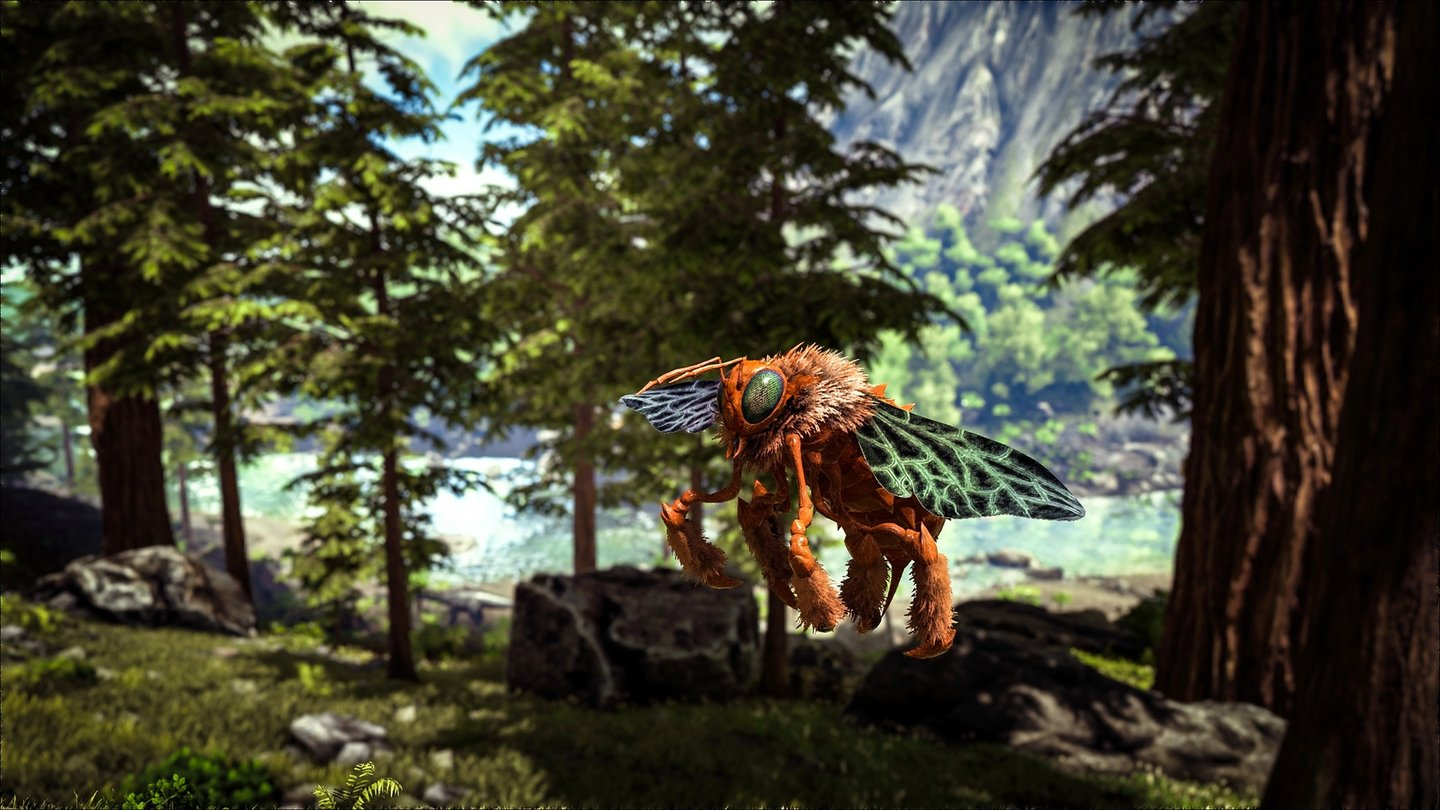 Ark: Survival EvolvedScreenshots aus dem Update 257