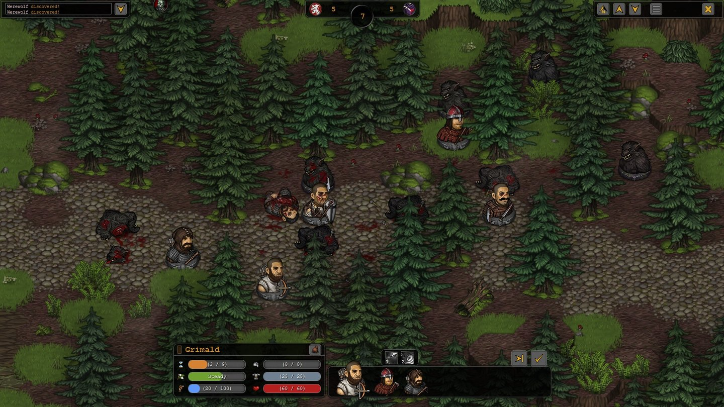 Battle Brothers - Screenshots
