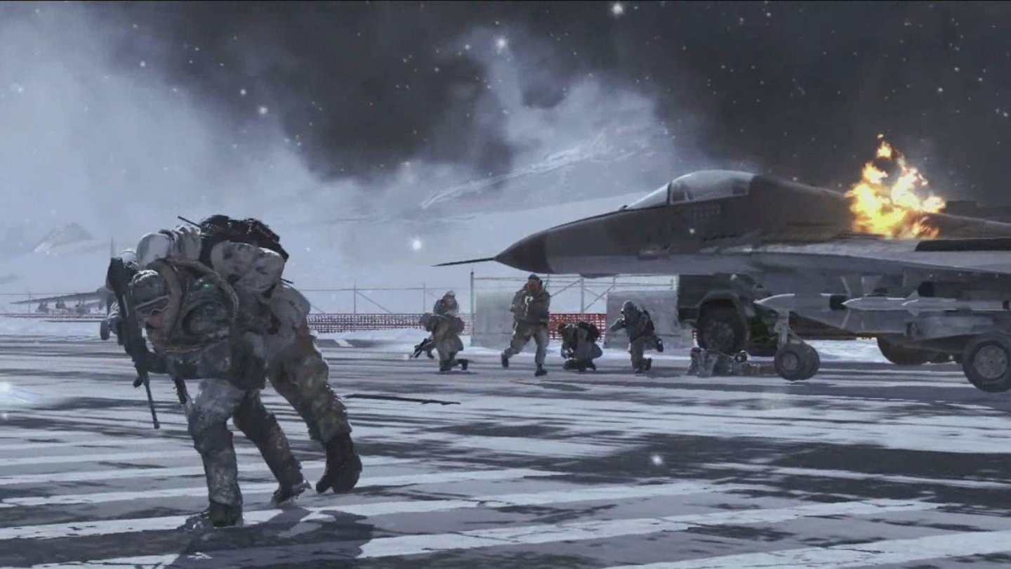 Call of Duty: Modern Warfare 2 - Ausschnitte aus dem zweiten Video