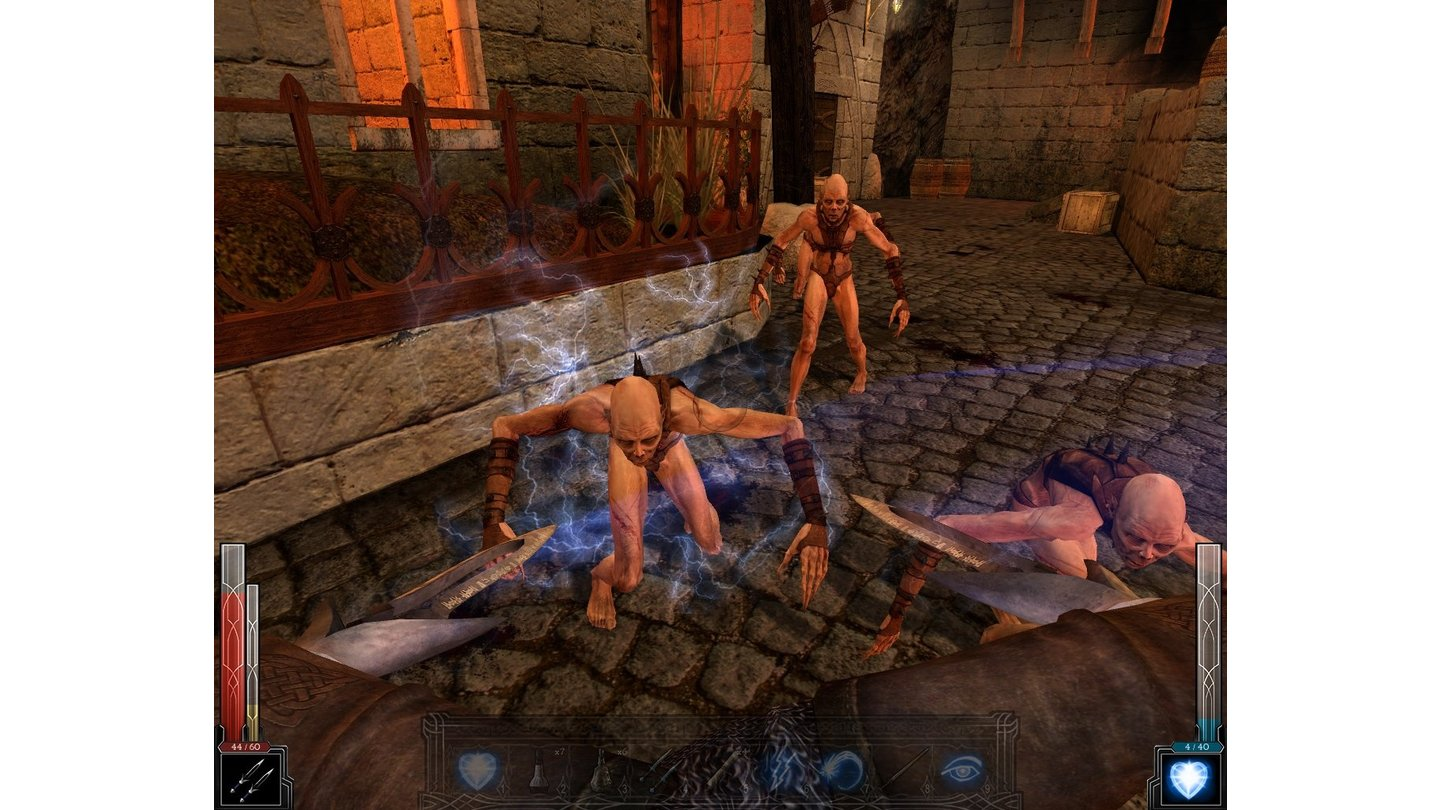 Dark Messiah of Might & Magic 9