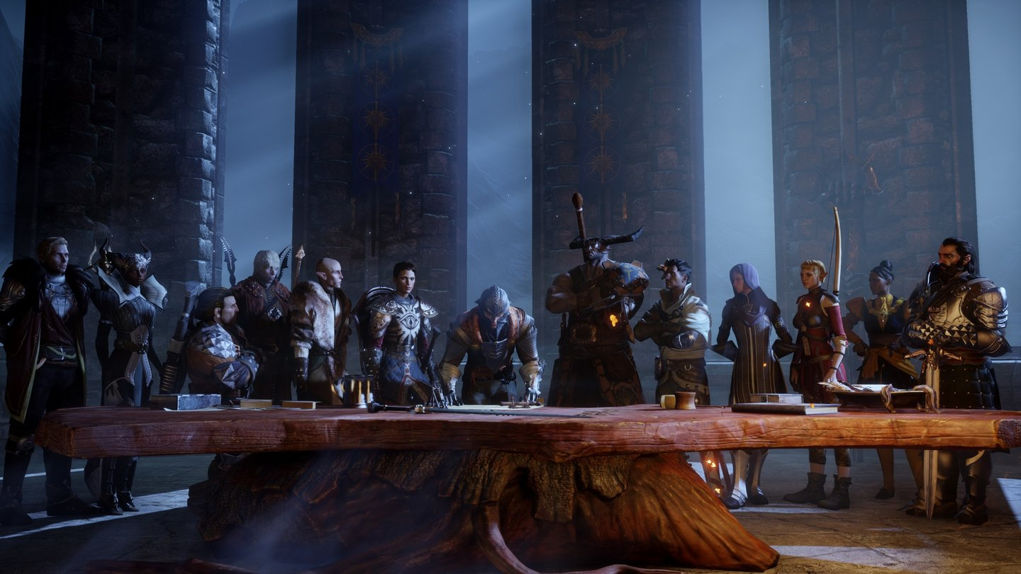 Dragon Age: Inquisition - Screenshots von der gamescom 2014