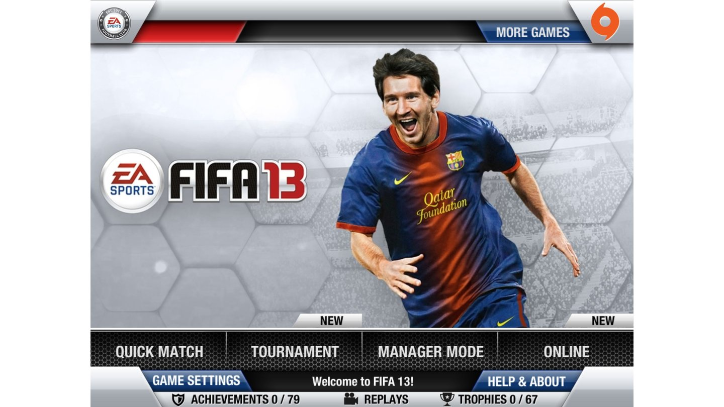 FIFA 13 - Screenshots der iOS-Version