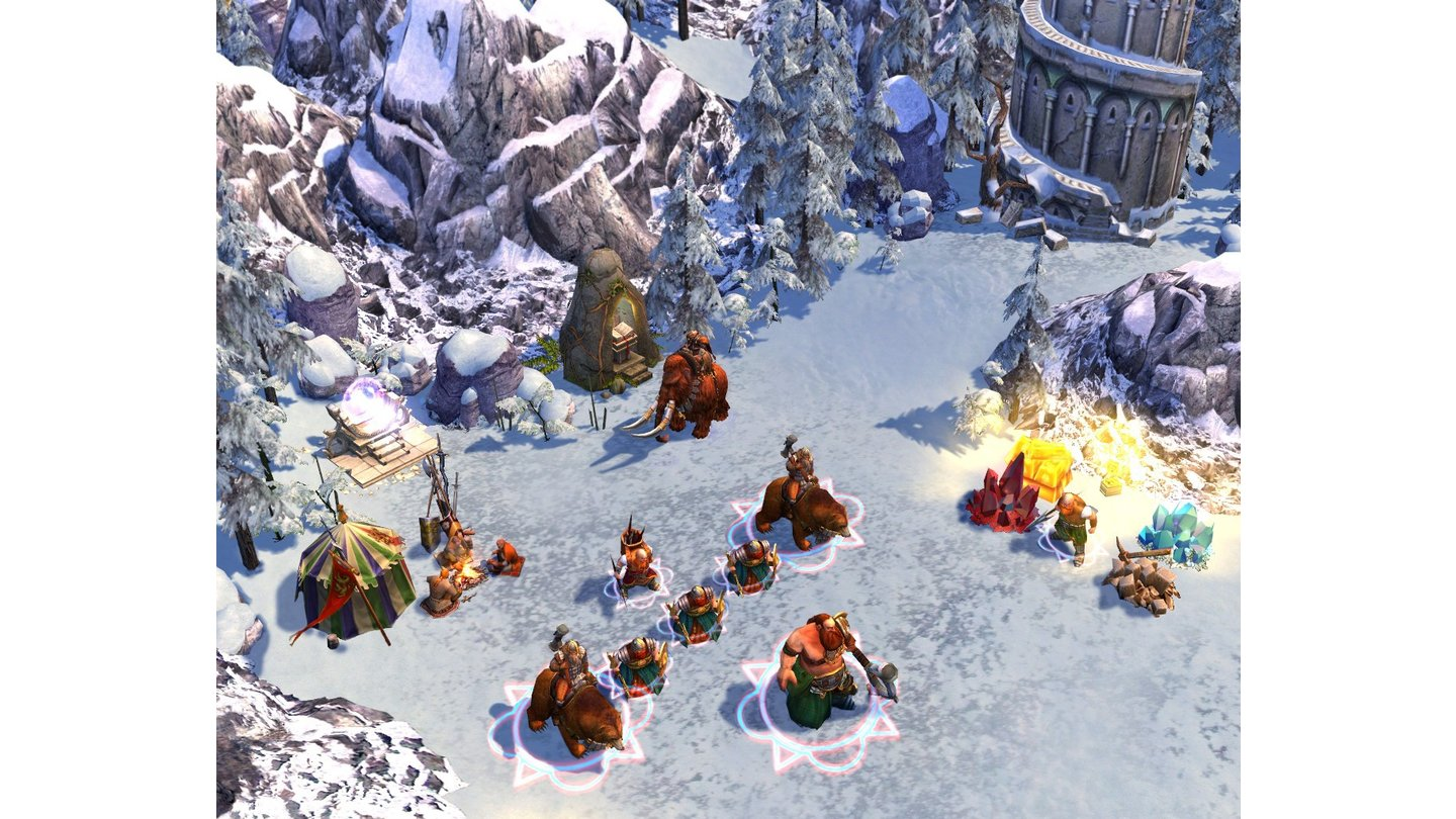 Heroes of Might and Magic 5 Hammers of Fate 5