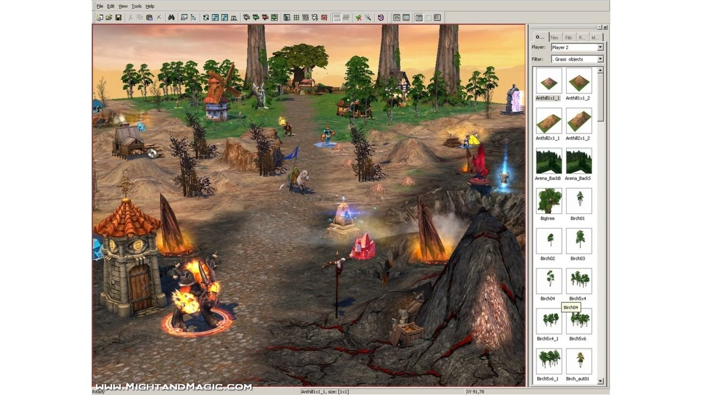 Heroes of Might & Magic 5 3