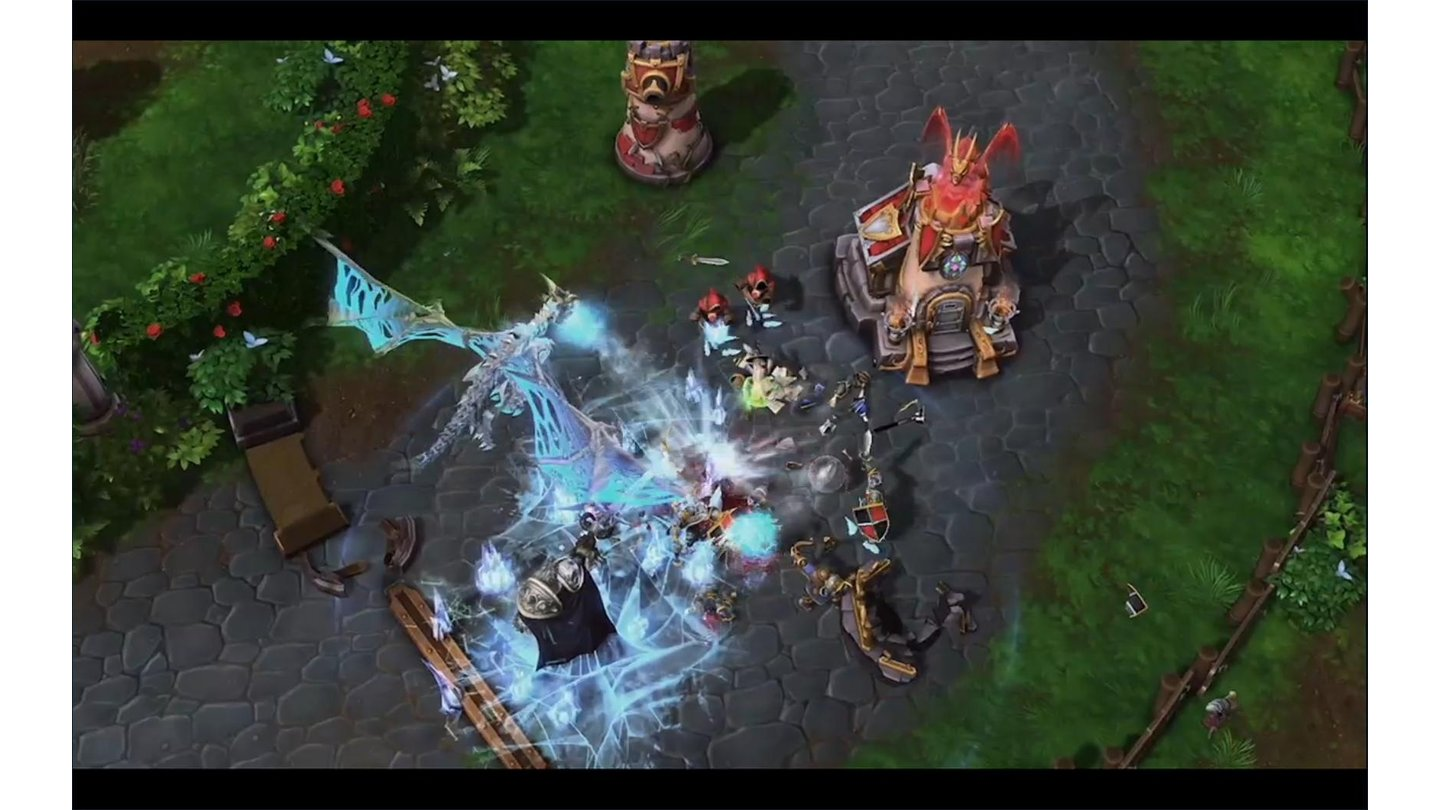 Heroes of the Storm - Screenshots aus dem Gameplay-Trailer