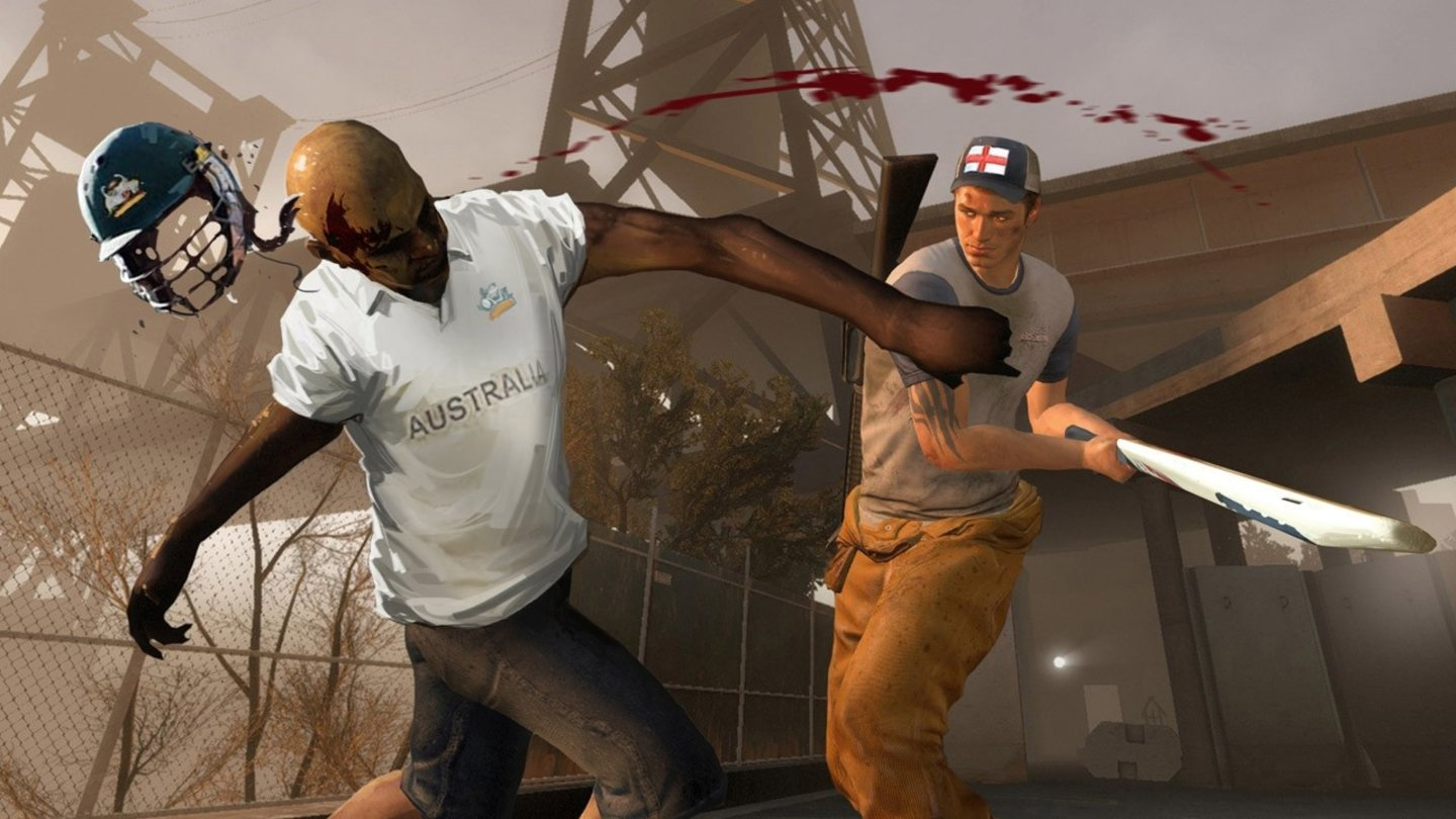 Left 4 Dead 2 Cricket