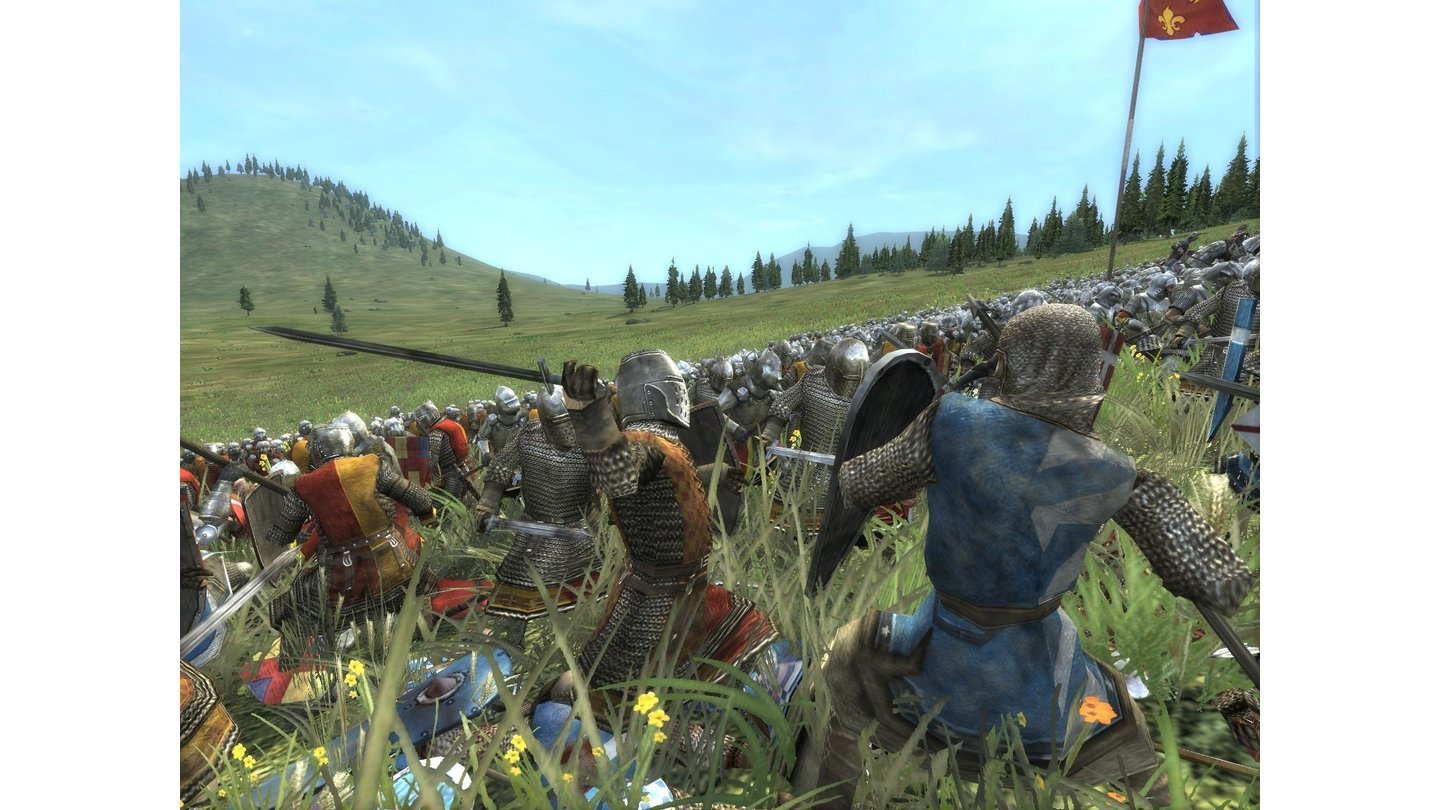 Medieval 2 MP Screens 4