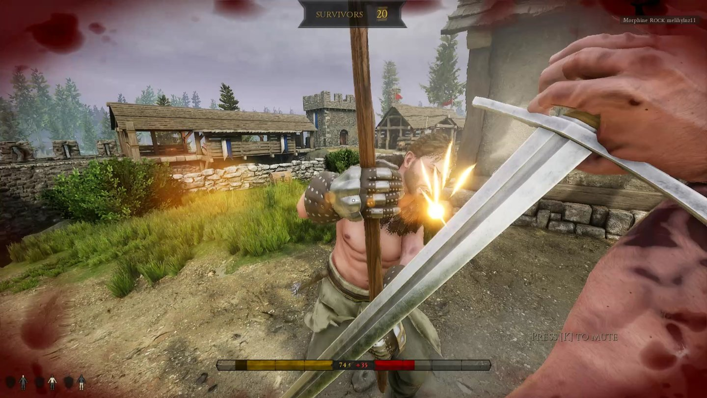 Mordhau Screenshots