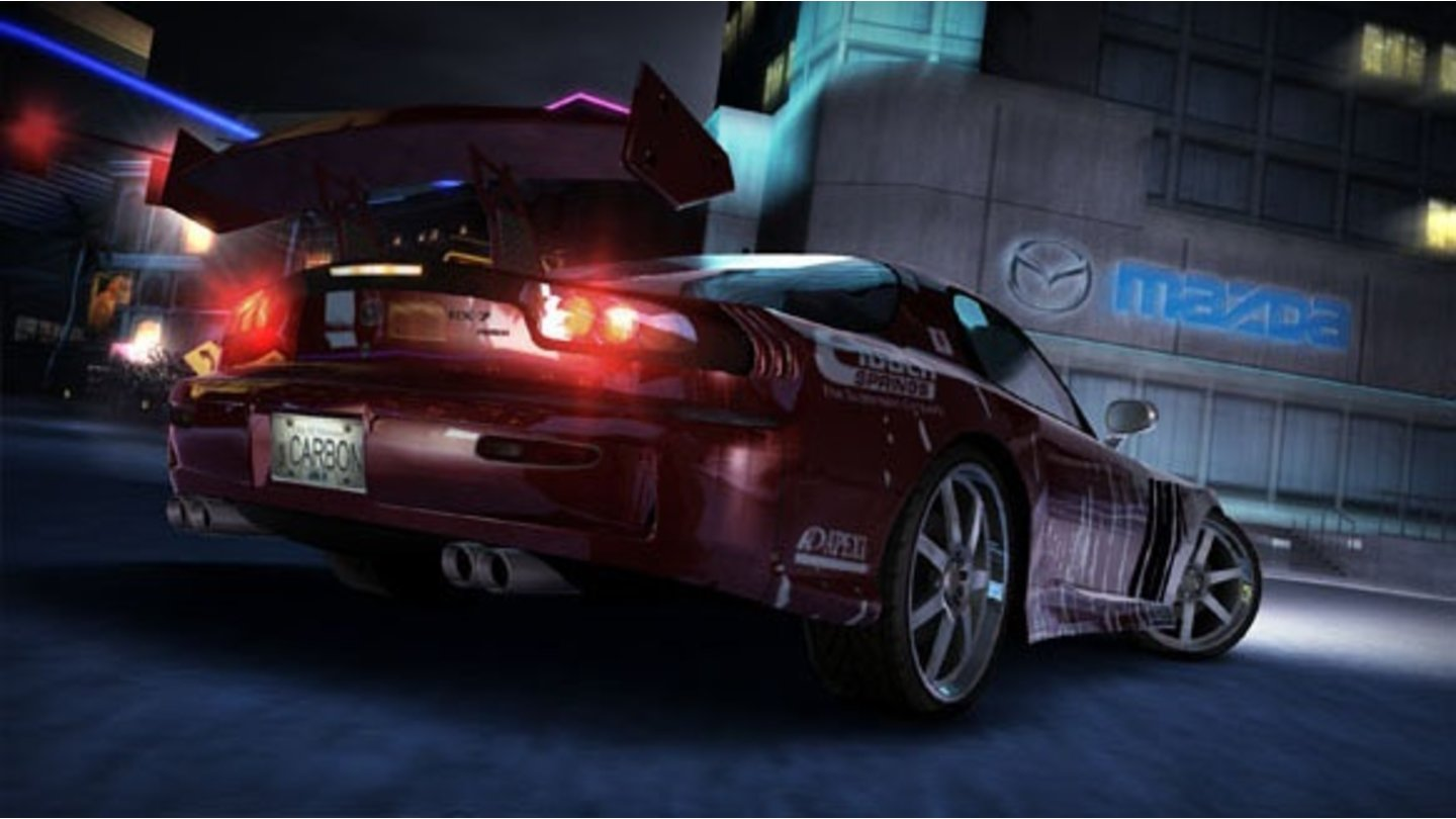 Need for Speed Carbon 17