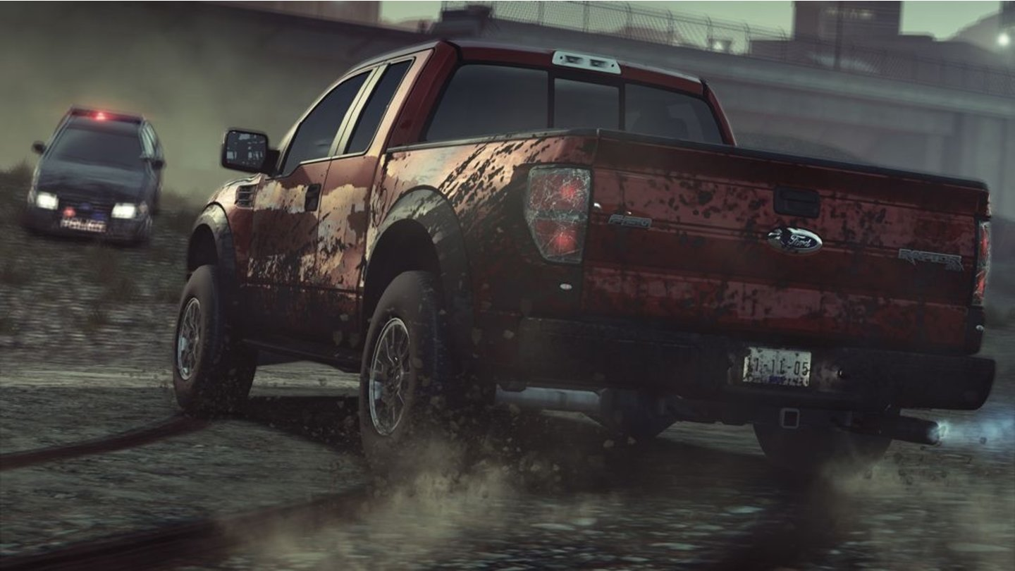 Need for Speed: Most WantedFord F-150 SVT Raptor