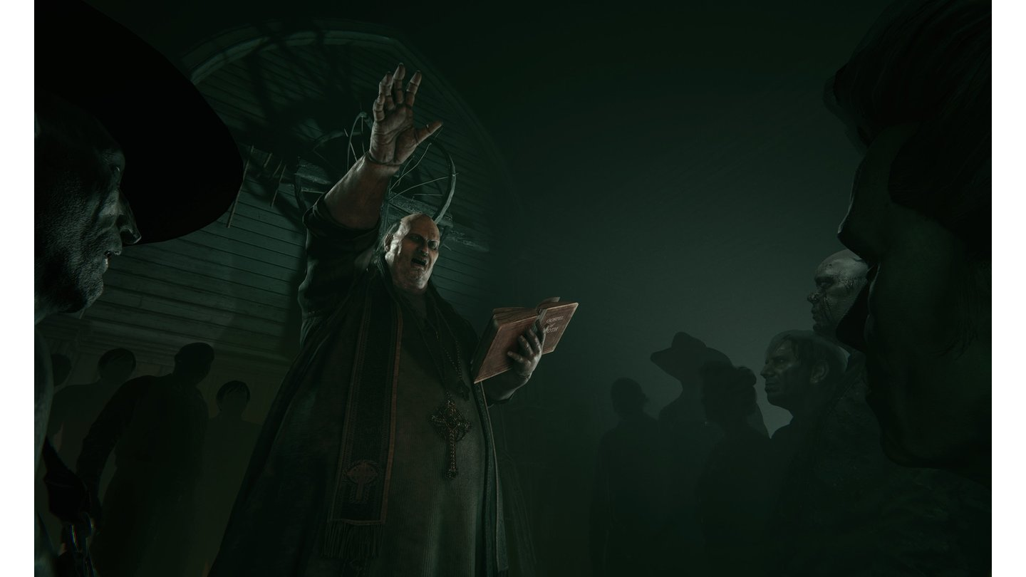 Outlast 2 - Screenshots