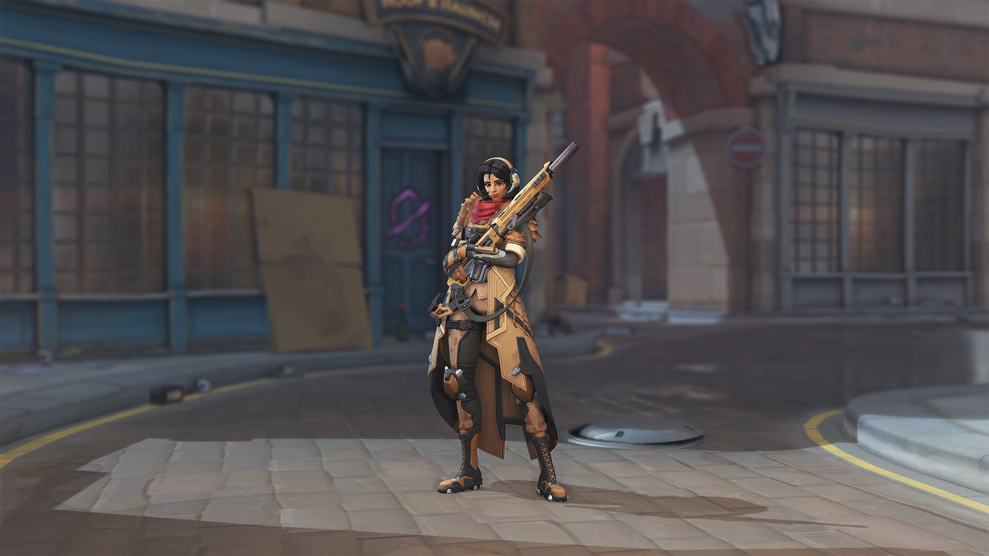 Overwatch Archive-Event 2020 Ana