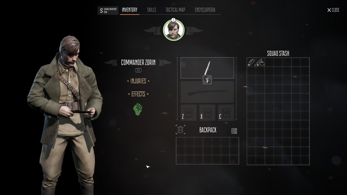 Partisans 1941 - Screenshot