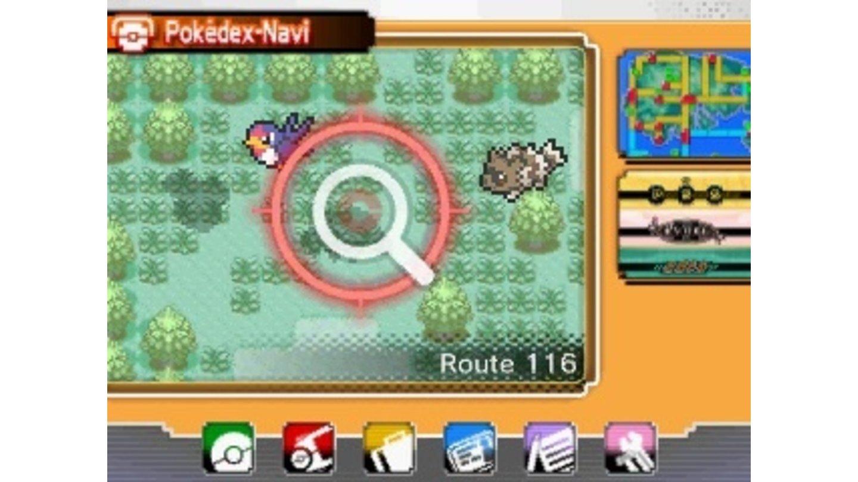 Pokemon Omega Rubin Alpha Saphir Screenshots Gamestar