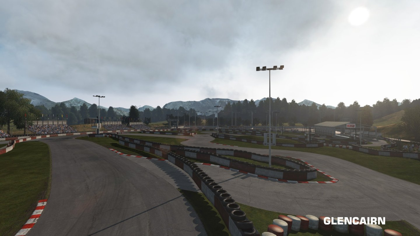 Project Cars - Glencairn
