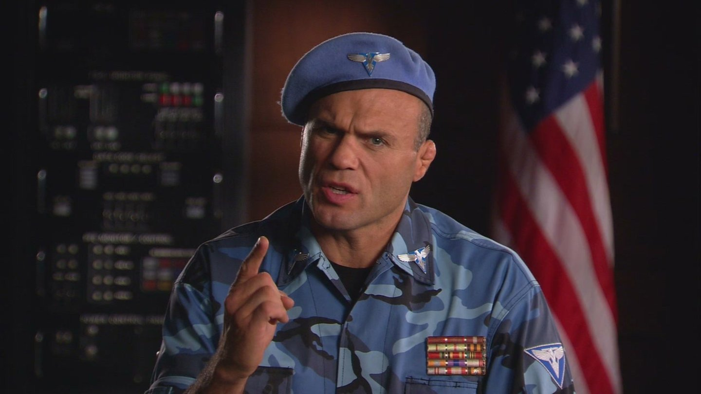 Alarmstufe Rot 3: Randy Couture