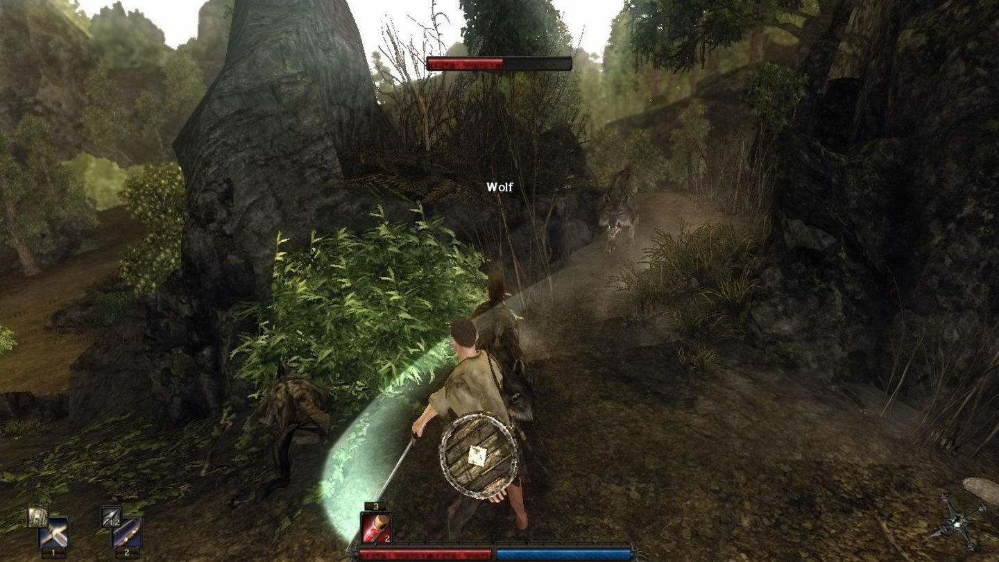 Risen - Szenen aus der Preview-Version