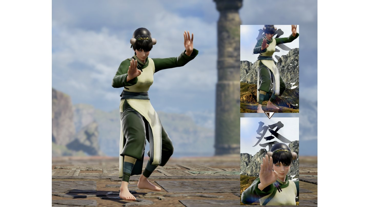 Soul Calibur 6 - Toph von Bald_Lightning