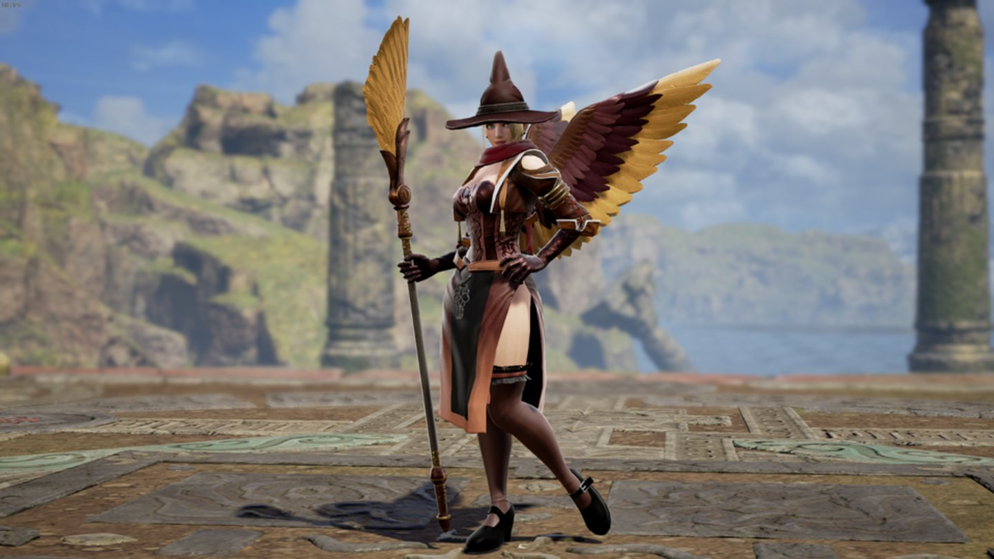 Soul Calibur 6 - Witch-Mercy von Feldrassil