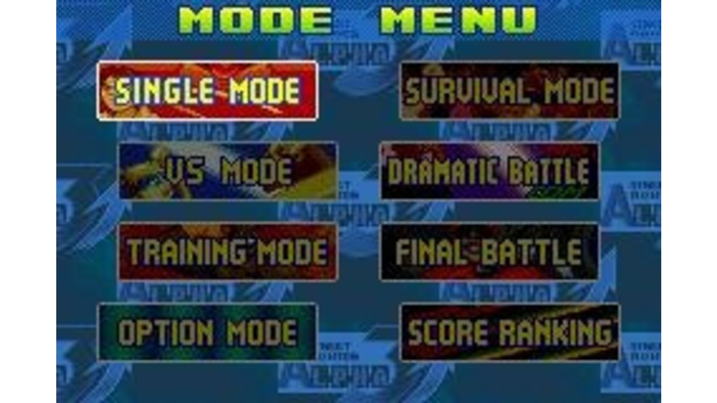 Choose one of many game modes and fight until tiring!