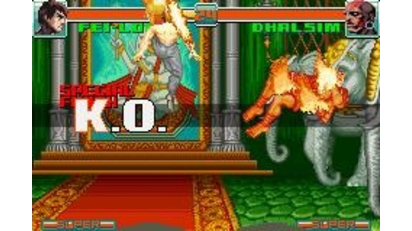 Eat some real flames Dhalsim