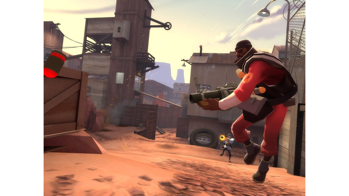 Team Fortress 2: Arena - Ravine