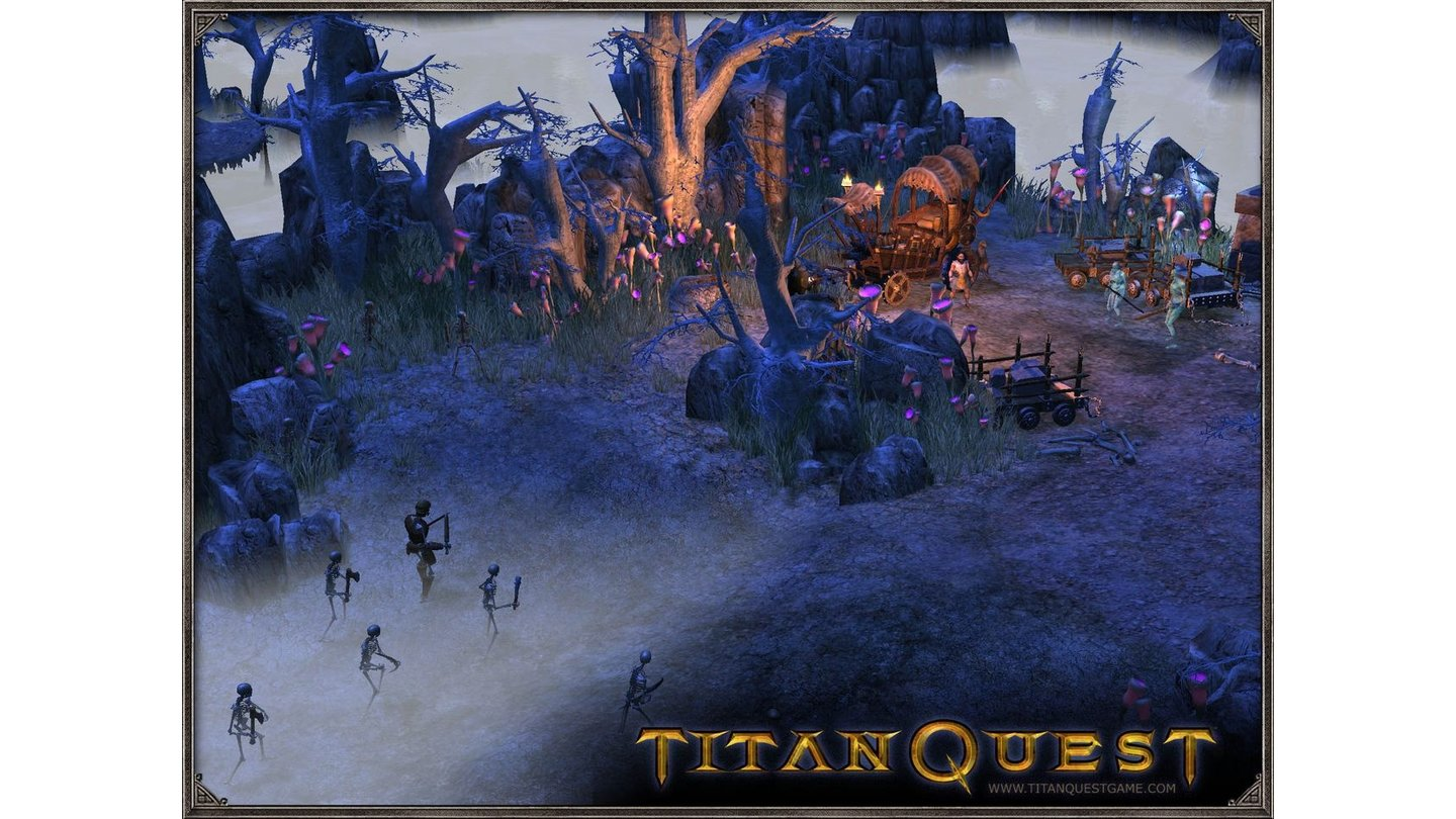 Titan Quest: Immortal Throne 6