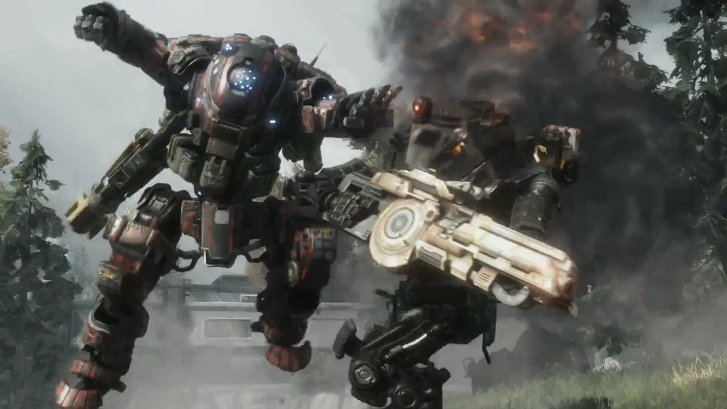 Titanfall 2 - Screenshots aus dem Multiplayer-Trailer
