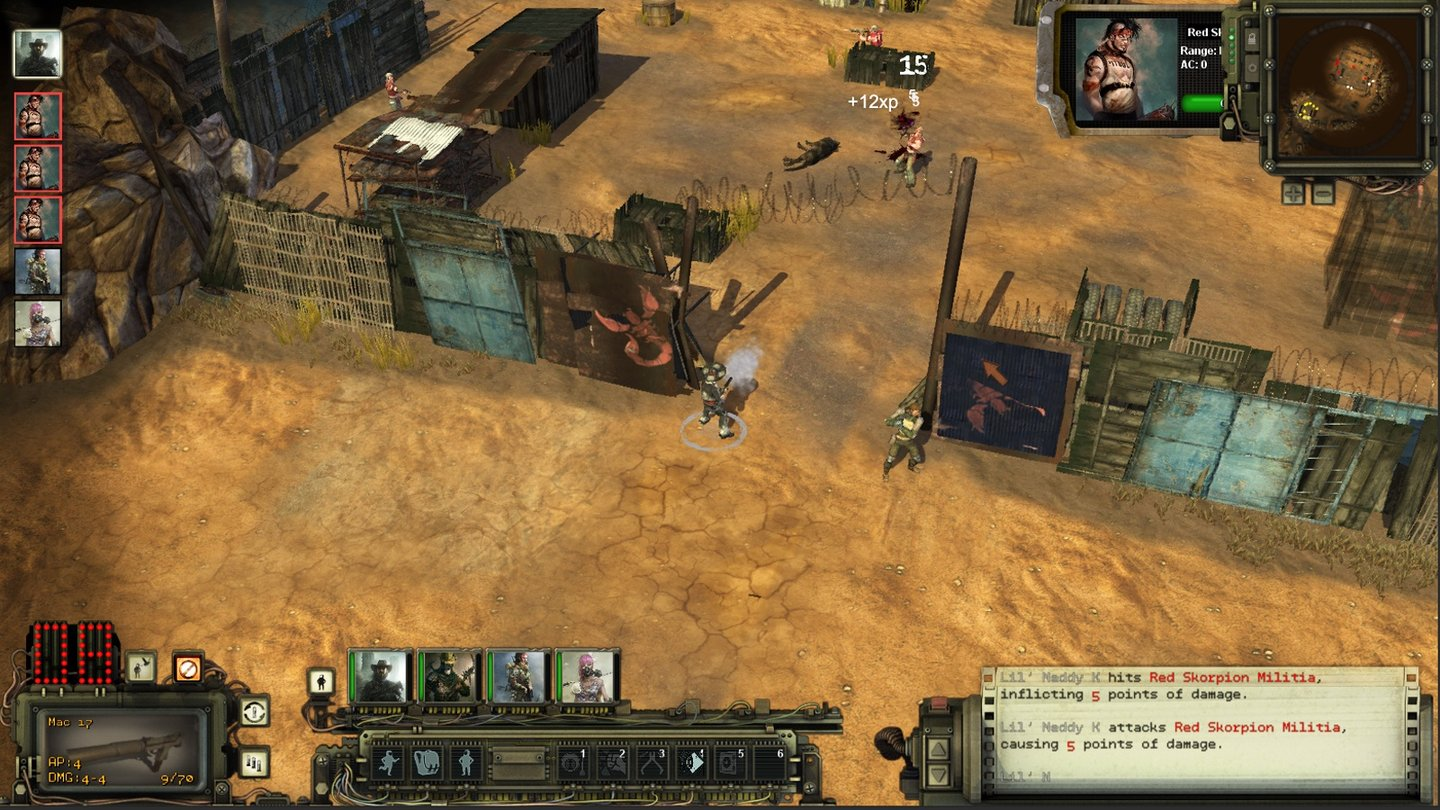 Wasteland 2 - Screenshots von der Gamescom 2013