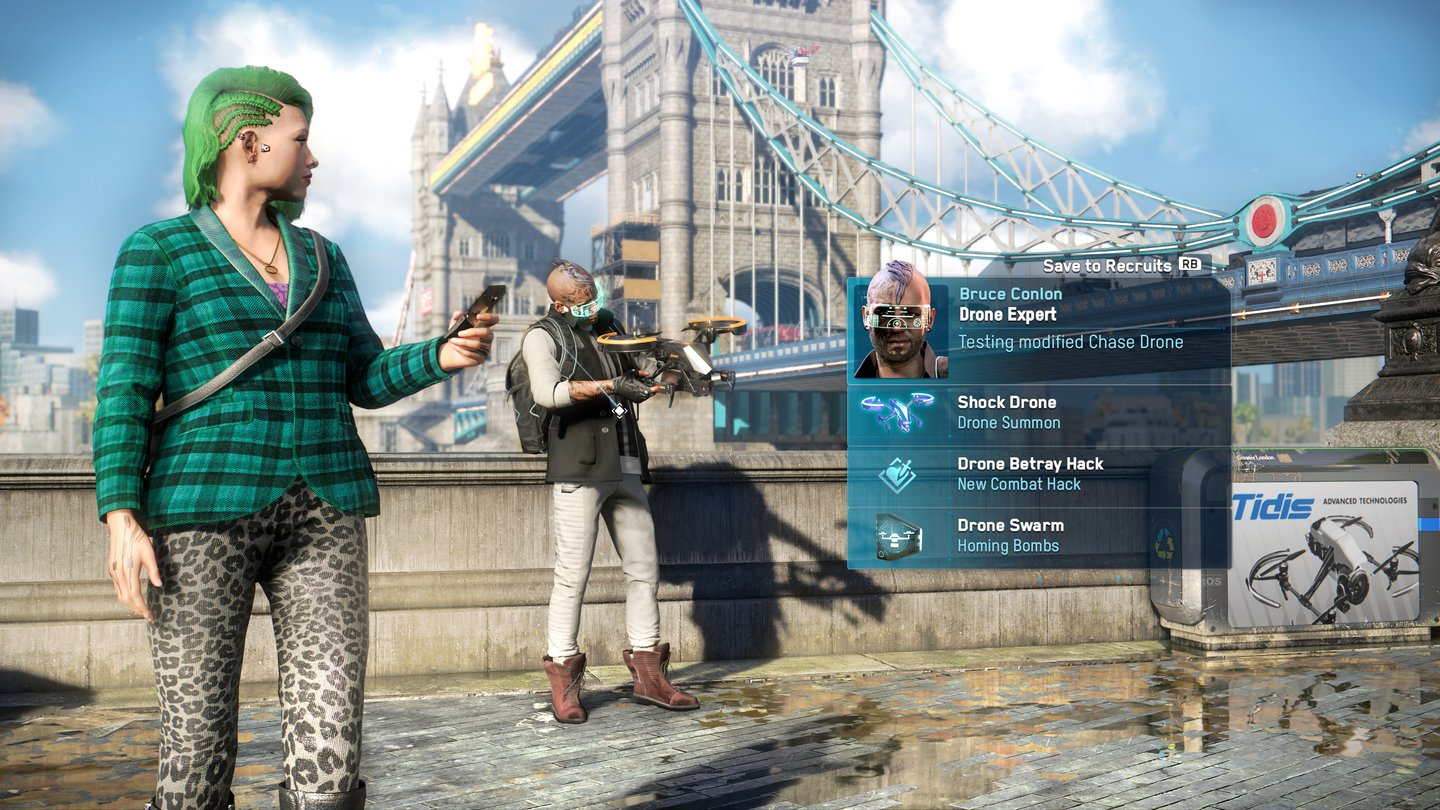 Watch Dogs Legion - Screenshots