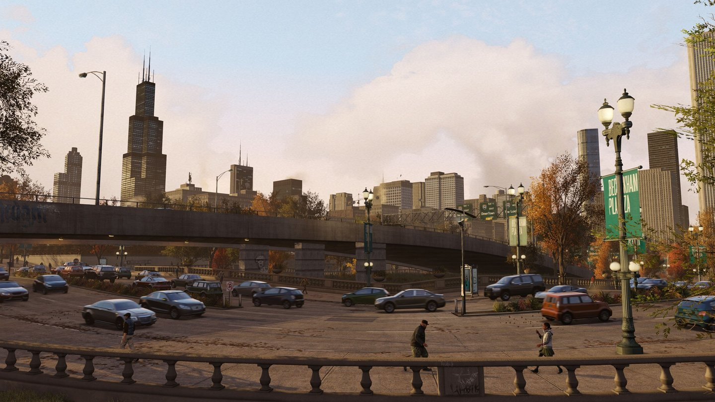 Watch Dogs - E3-Screenshots