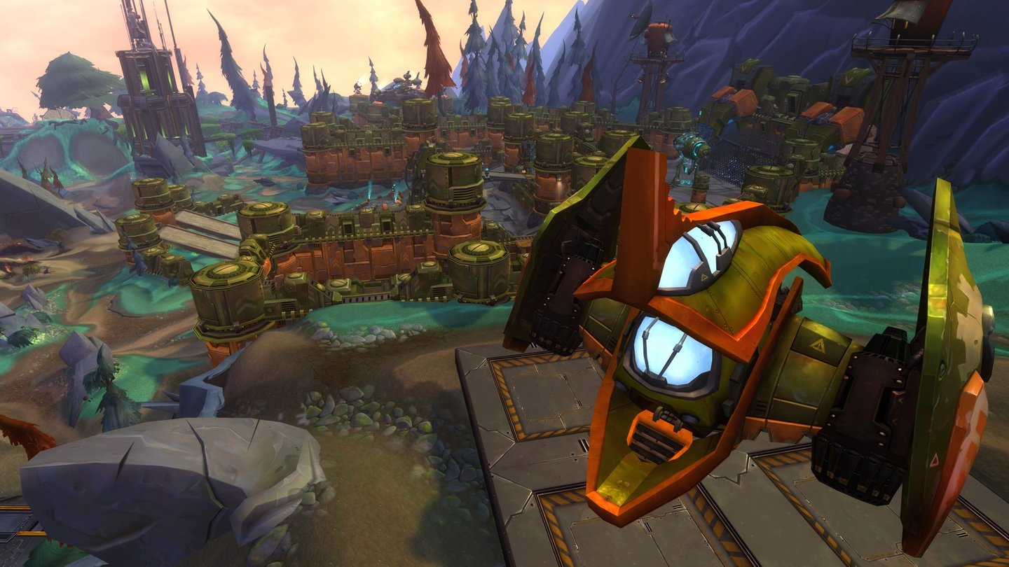 Wildstar - Screenshots aus dem Content-Patch Sabotage