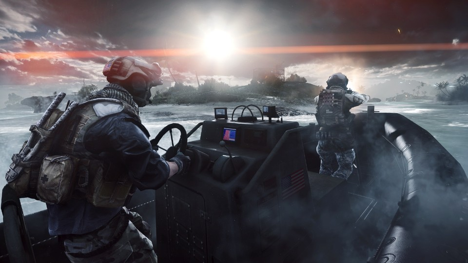 Der Battlefield-4-DLC Second Assault wird am 1. November enthüllt.