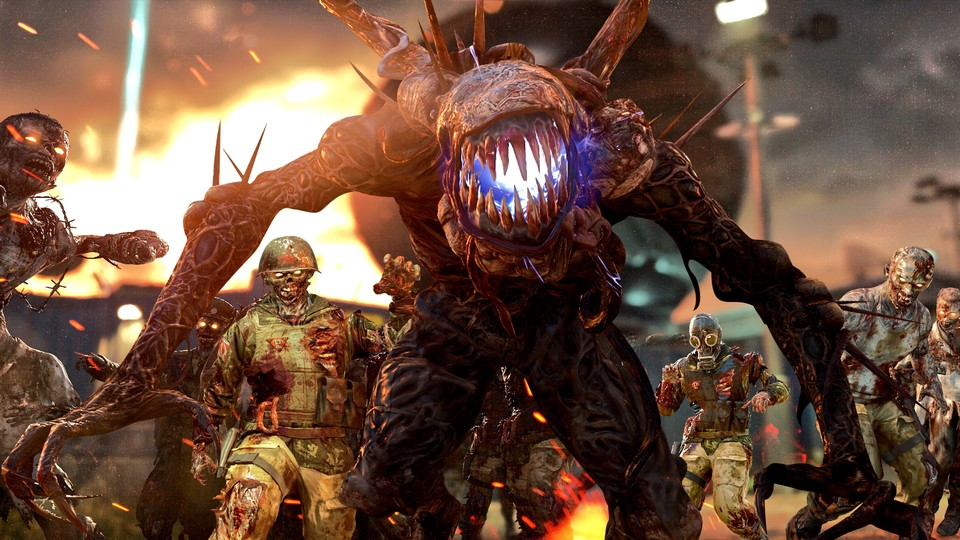 Gibt es bald wieder Zombies in Call of Duty: Warzone?