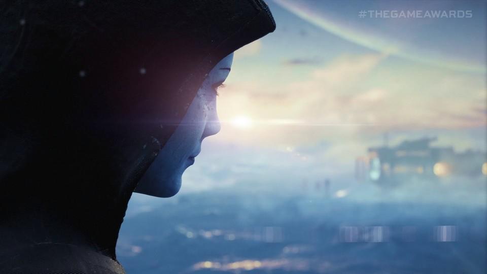 Der nächste Mass Effect hat einen ersten Trailer