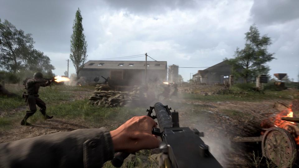 Unreal Engine 5 könnte für Hell Let Loose neue Möglichkeiten eröffnen, glauben die Entwickler.