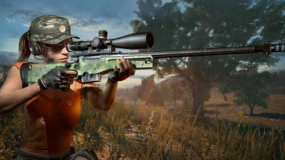 In Playerunknown's Battlegrounds wimmelt es noch immer von Cheatern.