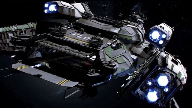 Unverkennbar: Der Wing-Commander-Look von Star Citizen