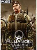 Cover zu Alliance of Valiant Arms