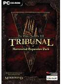 Cover zu The Elder Scrolls 3: Tribunal